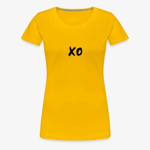 XO. - Women's Premium T-Shirt