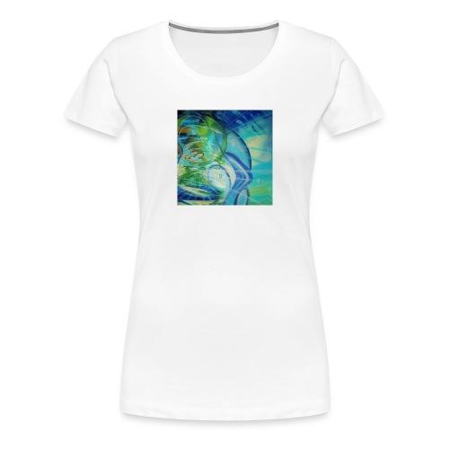 Suedhang - Frauen Premium T-Shirt