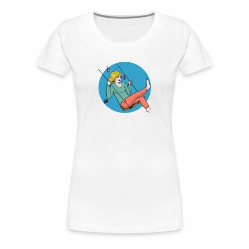 Enjoy Nature - T-shirt Premium Femme