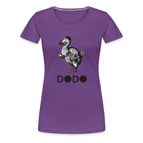 DODO TEES ALICE IN WONDERLAND - Maglietta Premium da donna