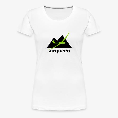 soaring-tv: airqueen - Frauen Premium T-Shirt