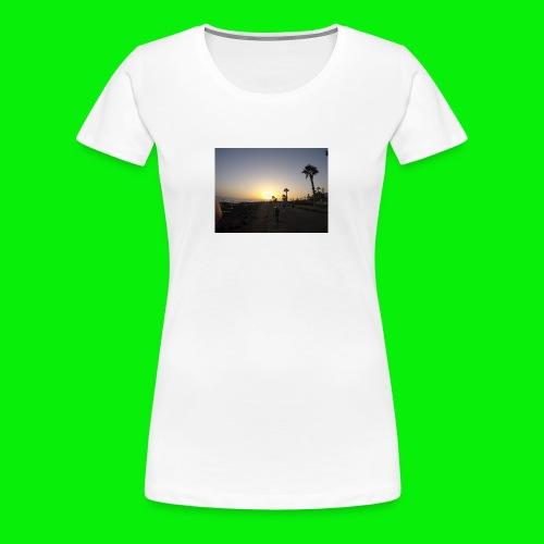 Canary islands tennirefe - Women's Premium T-Shirt
