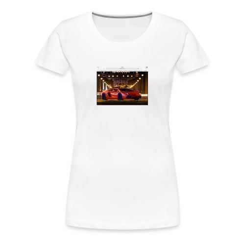 Aventador - Women's Premium T-Shirt