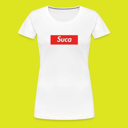 Suca - Maglietta Premium da donna