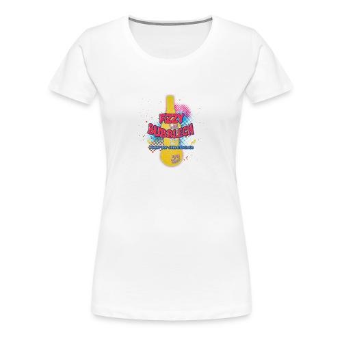fizzy bubblech gpconcepteu - Frauen Premium T-Shirt