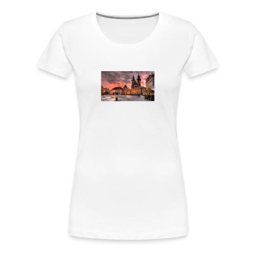 prague - Maglietta Premium da donna