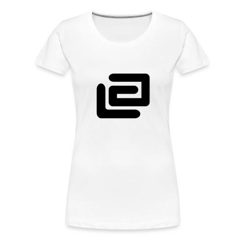 LeBang Apparel Black Logo - Women's Premium T-Shirt