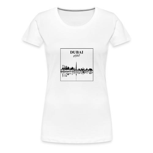 Dubai VIBE - Women's Premium T-Shirt