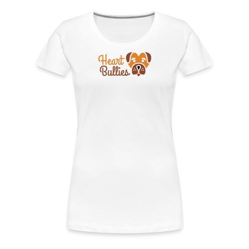 Nur für echte Bulldoggen-Liebhaber! - Frauen Premium T-Shirt