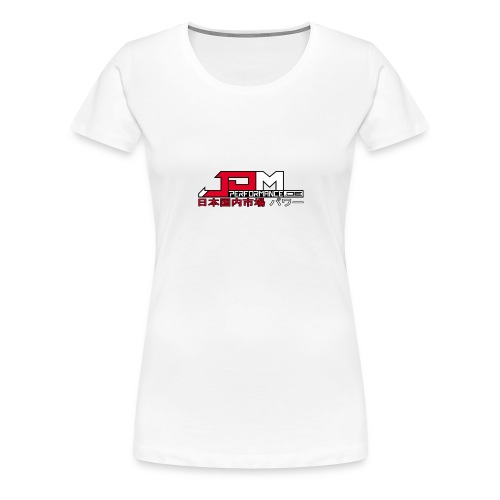 JDM Performance de - Frauen Premium T-Shirt