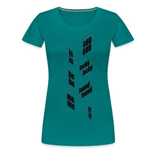 G.I.L.H.F.M. - Vrouwen Premium T-shirt