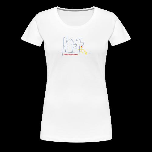 #Paletoenlaciudad - Camiseta premium mujer