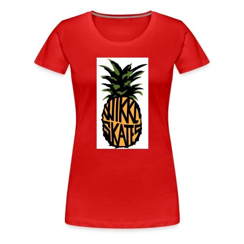 WS Pineapple - Women's Premium T-Shirt