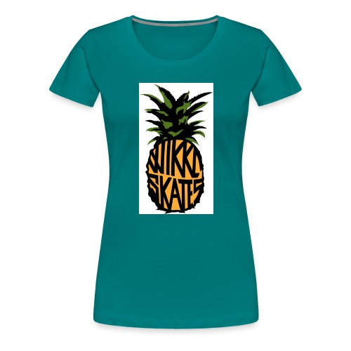 WS Pineapple - Women's Premium T-Shirt