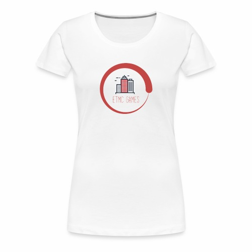 ETMC Orginal - Vrouwen Premium T-shirt