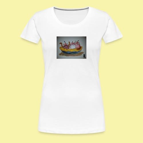 Ice-Cat's - Frauen Premium T-Shirt