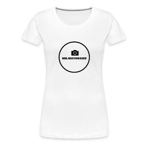 DE OFFICIELE MRM SHOP - Vrouwen Premium T-shirt