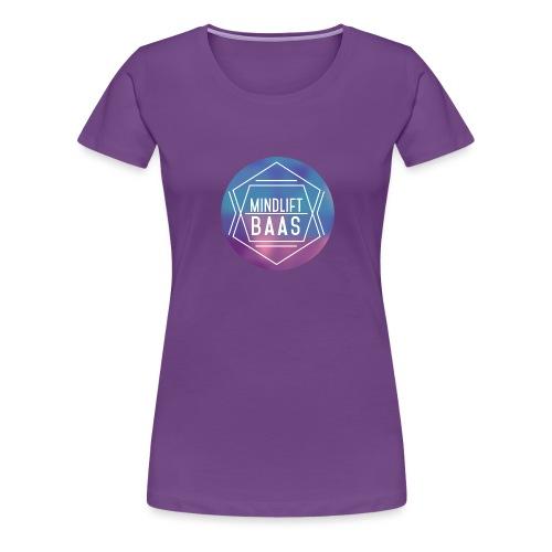 MindLift BAAS - Vrouwen Premium T-shirt