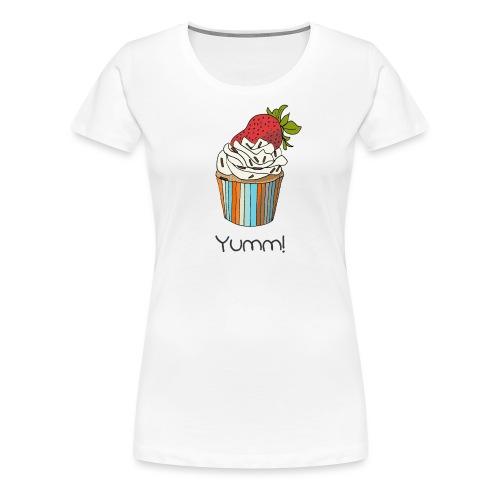 You are my yummy cupcake! - Women's Premium T-Shirt
