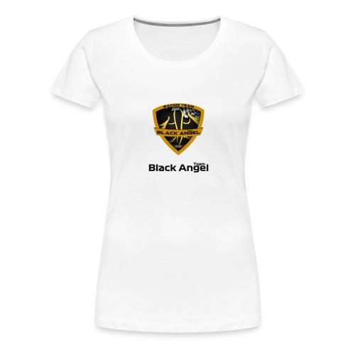 Black Angel Logo nero - Maglietta Premium da donna