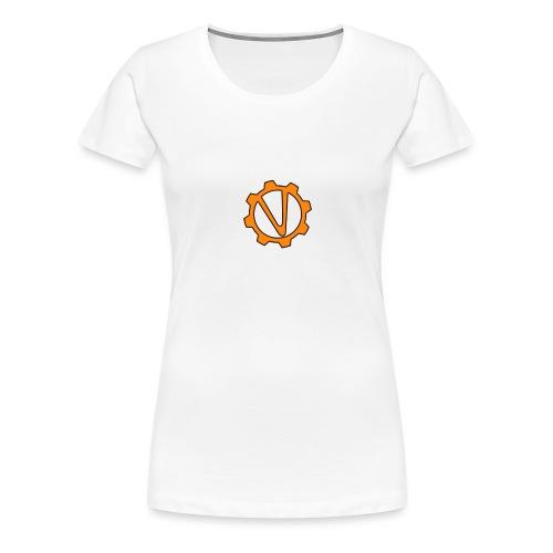 Geek Vault Merchandise - Women's Premium T-Shirt