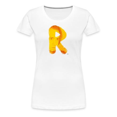 RaG Gaming™ small logo - Premium T-skjorte for kvinner