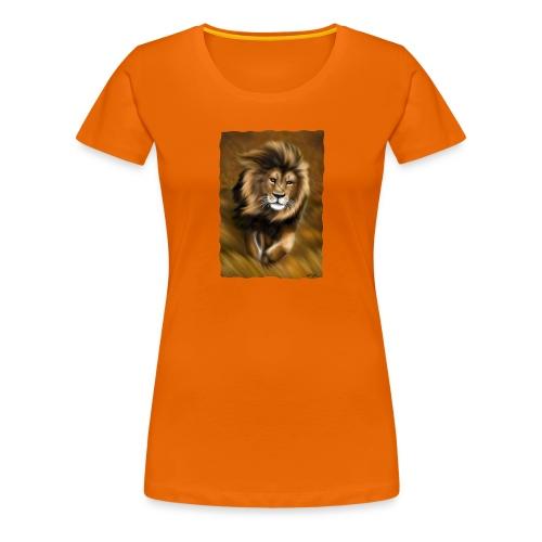 Il vento della savana - Maglietta Premium da donna