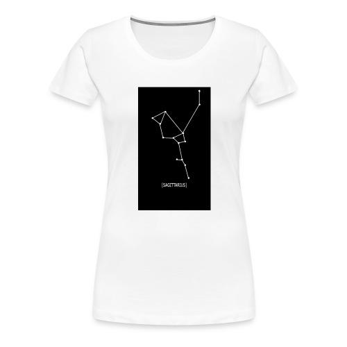 SAGITTARIUS EDIT - Women's Premium T-Shirt