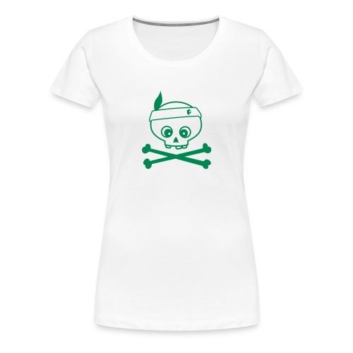 skullo - Frauen Premium T-Shirt