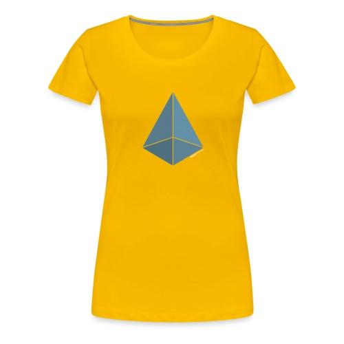 LOGOGREPPVIDE png - T-shirt Premium Femme