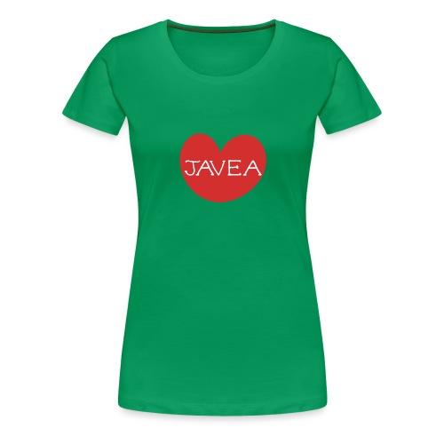 LOVE JAVEA - Camiseta premium mujer
