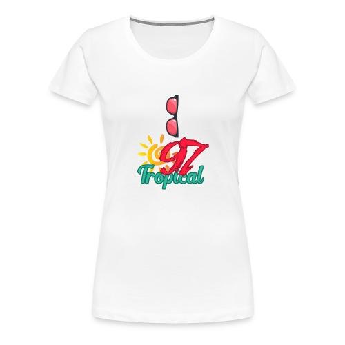 A01 4 - T-shirt Premium Femme