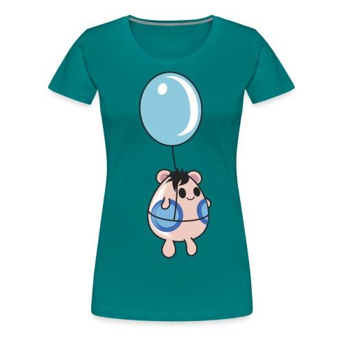 Sir Mochi Bob - Frauen Premium T-Shirt