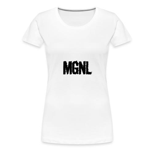 MGNL - Vrouwen Premium T-shirt