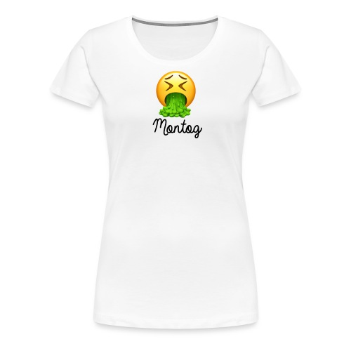 Kotz Montog - Frauen Premium T-Shirt