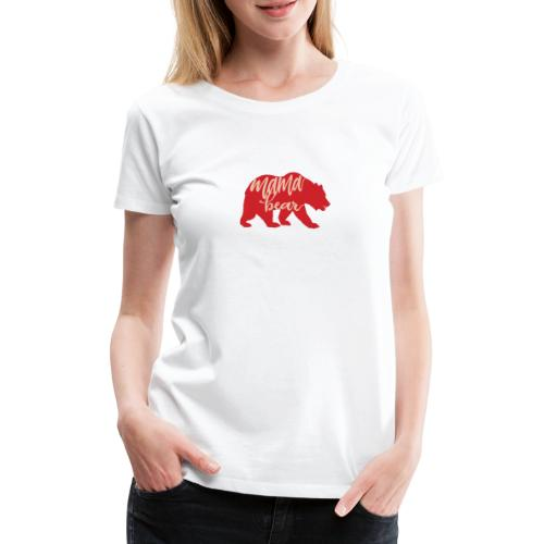 mamabear - Frauen Premium T-Shirt