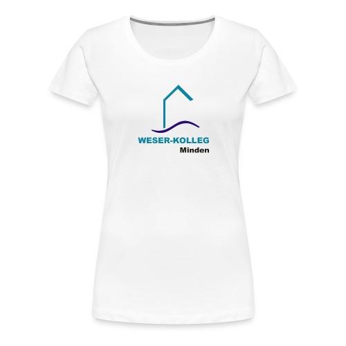 wkmlogo - Frauen Premium T-Shirt