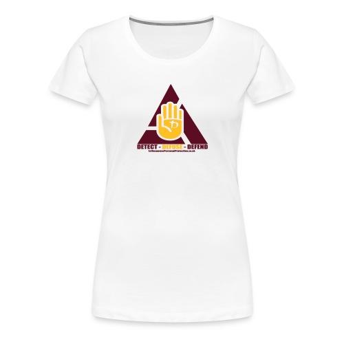 1stResponse Logo - Women's Premium T-Shirt