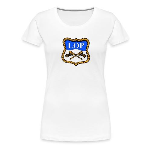 LOP LOGO - Premium T-skjorte for kvinner