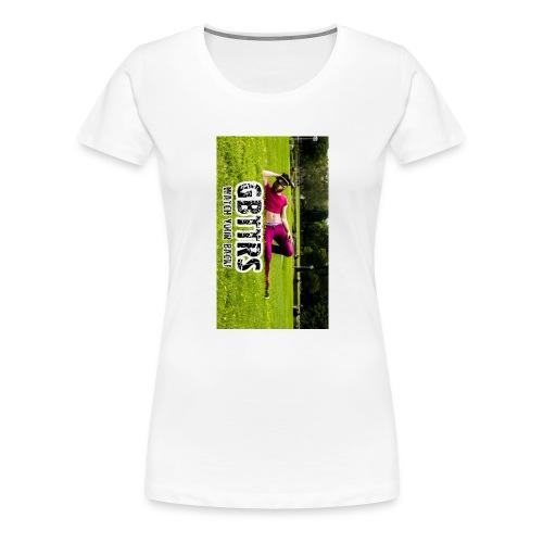 htc und 1 - Frauen Premium T-Shirt