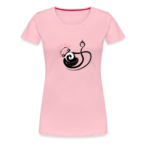 What is this I don't even - Women's Premium T-Shirt