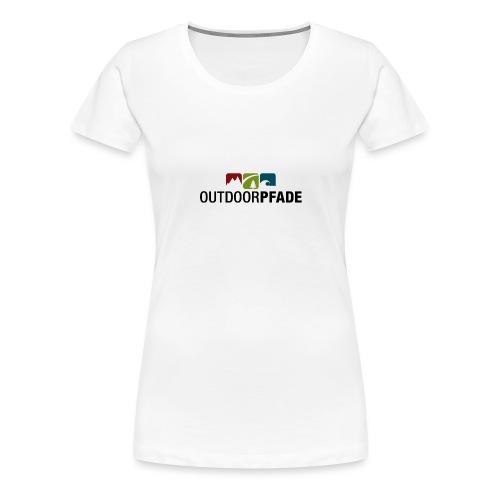 BergMensch#01m - Frauen Premium T-Shirt