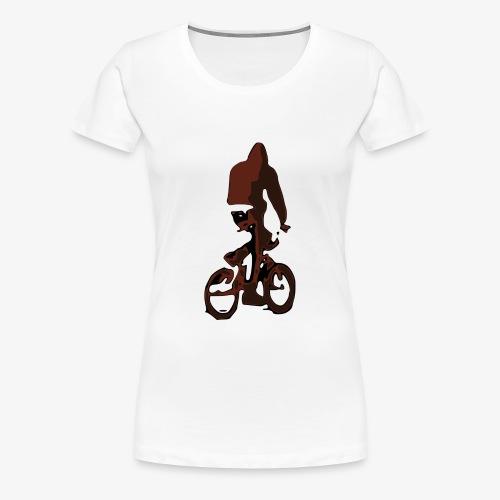 BMX Chill Ride - Maglietta Premium da donna