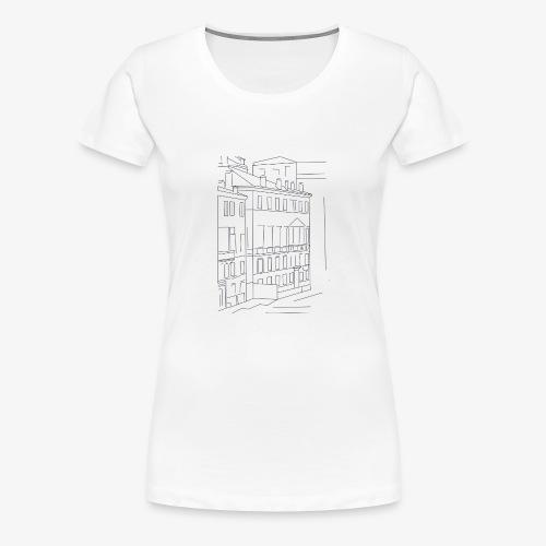 Dawn Hotel - T-shirt Premium Femme