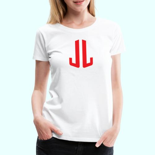 JL + NEXT LEVEL BODY - Naisten premium t-paita