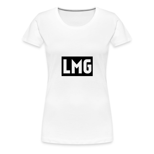 Plain white tee - Women's Premium T-Shirt