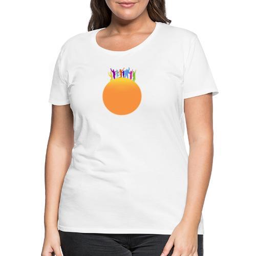 Soleil - T-shirt Premium Femme