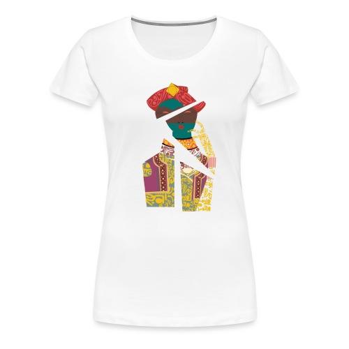 G'sab - design - Women's Premium T-Shirt