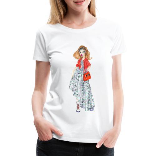 Chantal - Maglietta Premium da donna