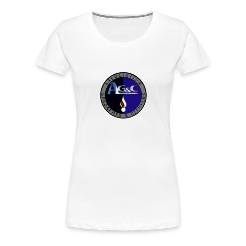 logo B1000 - T-shirt Premium Femme